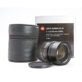 Leica Summilux-M 1,4/50 Black ASPH. 6-Bit (228382)