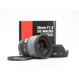 Sigma EX 1,8/28 DG Makro C/EF (228468)