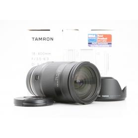 Tamron 3,5-6,3/18-400 Di II VC HLD C/EF (228498)