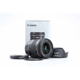 Canon EF-S 4,5-5,6/10-18 IS STM (228499)