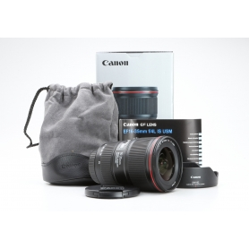 Canon EF 4,0/16-35 L IS USM (228487)