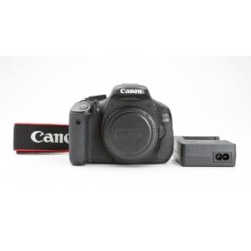 Canon EOS 600D (228465)