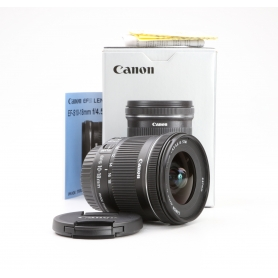 Canon EF-S 4,5-5,6/10-18 IS STM (228528)