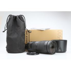 Nikon AF-S 5,6/200-500 E ED VR (228537)