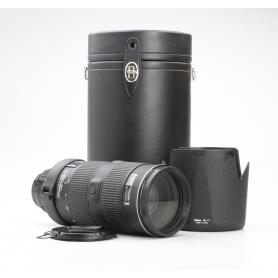 Nikon AF-S 2,8/80-200 IF ED D (228550)