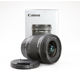 Canon EF-S 4,5-5,6/10-18 IS STM (228561)
