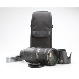 Nikon AF-S 2,8/70-200 G IF ED VR II (228613)