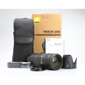 Nikon AF-S 2,8/70-200 G IF ED VR II (228620)
