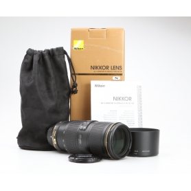 Nikon AF-S 4,0/70-200 G ED N VR (228661)