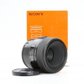 Sony AF 2,8/50 Makro (SAL50M28) (228675)