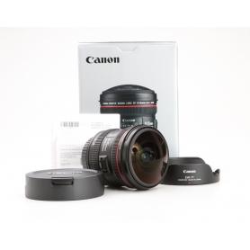 Canon EF 4,0/8-15 L USM Fisheye (228714)