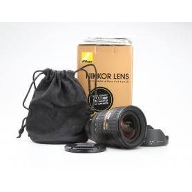 Nikon AF-S 3,5-4,5/18-35 G ED (228777)