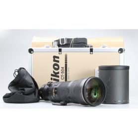 Nikon AF-S 4,0/500 G ED VR (228832)