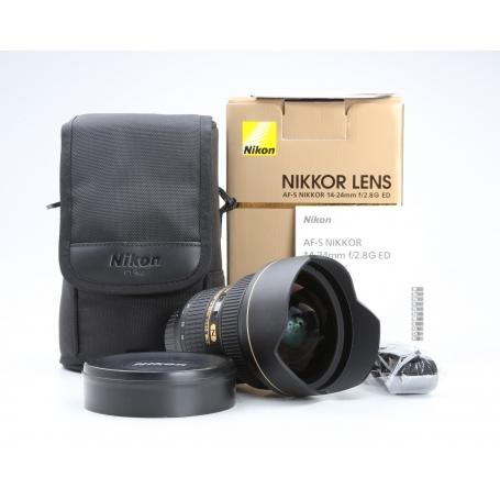 Nikon AF-S 2,8/14-24 G ED (228737)