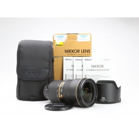 Nikon AF-S 2,8/24-70 G ED N VR (228738)