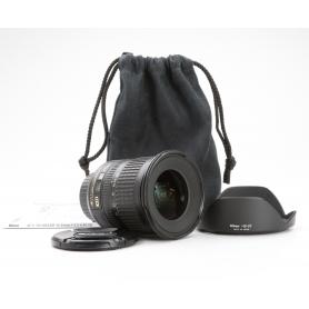 Nikon AF-S 3,5-4,5/10-24 G ED DX (228765)