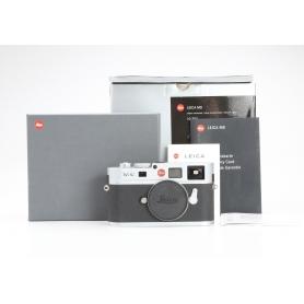 Leica M8 Silver (228794)