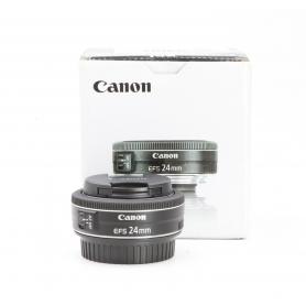 Canon EF-S 2,8/24 STM (228866)