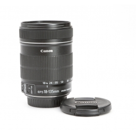 Canon EF-S 3,5-5,6/18-135 IS (228886)