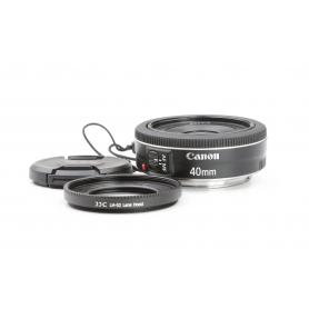 Canon EF 2,8/40 STM (228857)