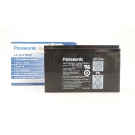 Panasonic BLEI-AKKU 12 V, 7,2 AH LC-R127R2P (228909)