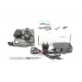 Dino-Lite AM4116ZT USB Mikroskop 0,5MP D-SUB 10-70x max. 200x Vergrößerung (228922)