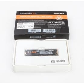 Samsung SSD Festplate M.2 960 EVO 250GB TYPE 2280 (228926)