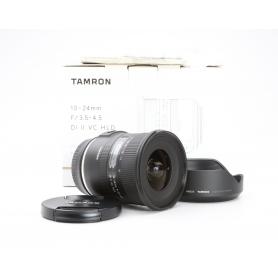 Tamron 3,5-4,5/10-24 HLD DI II VC C/EF (228982)