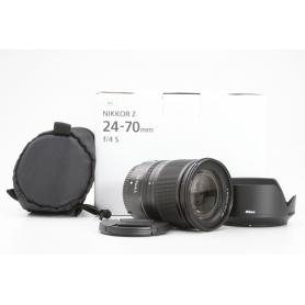Nikon NIKKOR Z 4,0/24-70 S (228992)