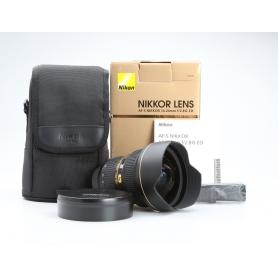 Nikon AF-S 2,8/14-24 G ED (229021)