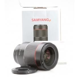 Samyang AF 1,4/35 FE für Sony E-Mount (Autofokus) (228971)