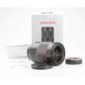 Samyang AF 1,4/35 FE für Sony E-Mount (Autofokus) (228972)
