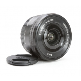 Sony E PZ 3,5-5,6/16-50 OSS Schwarz E-Mount (229063)