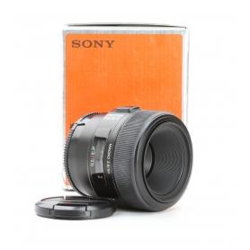 Sony AF 2,8/50 Makro (SAL50M28) (229066)