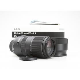 Sigma DG 5,0-6,3/100-400 OS HSM Contemporary Ni/AF (229086)