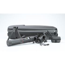 Zhiyun Crane 2 3-Achsen-Gimbal Handheld Kamerastabilisator Aluminium schwarz (229011)