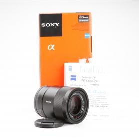 Sony Sonnar FE 1,8/55 ZA E-Mount (229060)
