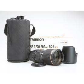 Tamron SP 2,8/70-200 LD IF DI Makro für Sony (229091)
