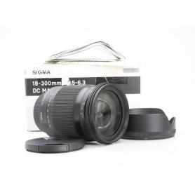 Sigma 3,5-6,3/18-300 DC Makro OS HSM Contemporary Ni/AF (229100)