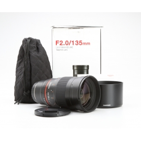 Samyang UMC 2,0/135 für Fujifilm XC / FX (229104)