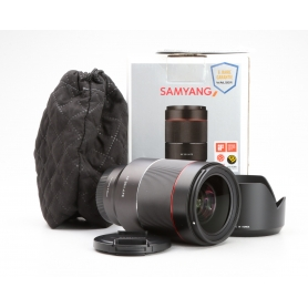 Samyang AF 1,4/35 FE für Sony E-Mount (Autofokus) (229105)