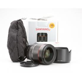 Samyang AF 1,4/50 FE Sony E-Mount (Autofokus) (229109)