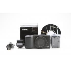 Ricoh GR II Digitale Kompaktkamera (229124)