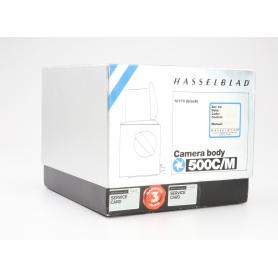 Hasselblad 500 CM - NUR VERPACKUNG (228453)