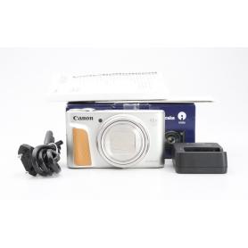 Canon Powershot SX 740 HS Silver (229121)