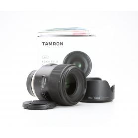 Tamron SP 1,8/45 DI VC USD für NI/AF (229154)