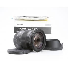 Sigma DC 2,8-4,0/17-70 OS HSM Makro Contemporary C/EF (229172)