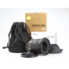 Nikon AF-S 3,5-4,5/10-24 G ED DX (229178)