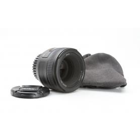 Nikon AF-S 1,8/50 G (229187)