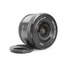 Sony E PZ 3,5-5,6/16-50 OSS Schwarz E-Mount (229206)
